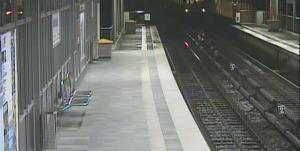 Example: Train platform monitoring